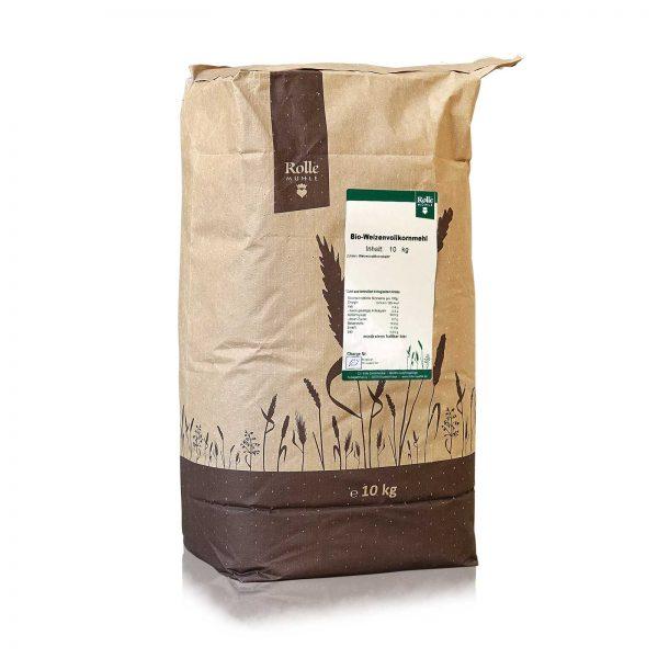 Shop Bio Weizenvollkornmehl 10kg