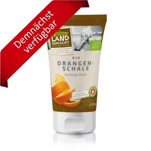 LANDGEMACHT Bio Orangenschalenpaste demnächst verfügbar
