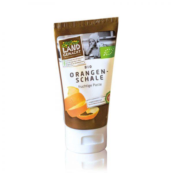 """""""Landgemacht"""" Bio Orangenschalenpaste 50g"""