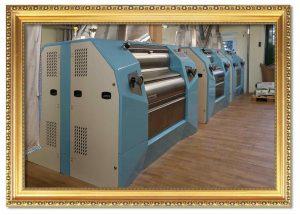 Modernisierung Mühlentechnik C.F. Rolle GmbH Mühle